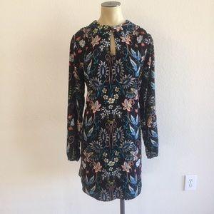 Xhilaration Floral Dress size Large!